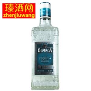 洋酒 墨西哥奥美加银<span class=H>龙舌兰</span>酒 OLMECA TEQUILA 750ml原装