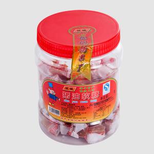 正宗潮汕猪油糖 手工软糖姜汁软糖桶经典怀旧零食小吃<span class=H>美食</span>