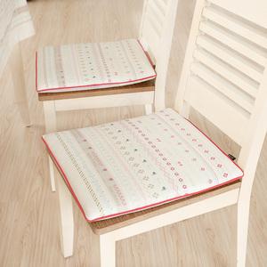 波西米亚椅垫餐桌椅垫<span class=H>布艺</span>田园风<span class=H>居家</span>椅垫加厚可拆洗椅垫防滑<span class=H>坐垫</span>