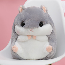 Hamster dude cuddles the super-budding cute pillow doll, dragon cat plush toy that accompanies you to sleep