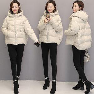 棉服短款加厚小棉袄外套2018冬时尚羽绒<span class=H>棉衣</span>潮流面包服女式新款。