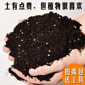 营养土大包种菜土多肉土泥土花卉土养花土种植土椰土泥炭土壤<span class=H>包邮</span>