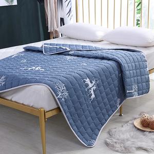 可折叠水洗薄<span class=H>床垫</span><span class=H>床褥</span>1.8m双人席梦思保护垫1.5米防滑垫被1.2褥子