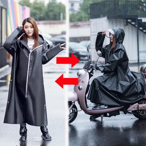 韩版<span class=H>雨衣</span>徒步长款全身男女士电瓶车自行车骑行单车雨披成人外套