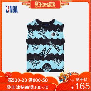 NBA 童装 运动休闲时尚<span class=H>背心</span> 潮流服饰