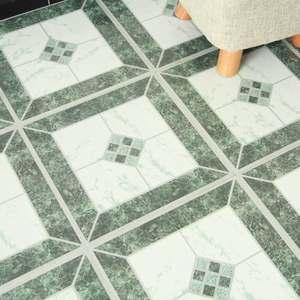 加厚塑胶卫生间耐磨儿童房地板革厨房地面创意客厅地板贴纸防水