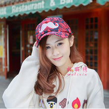 2018 spring and summer stars, the same hat, madam, Korean embroidered cap, cap, baseball cap, high hat.