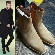 New CHELSEA BOOT Chelsea Boots, Spring and Autumn 2018