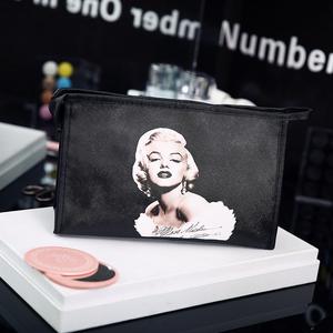 化妆包女小号便携韩国简约可爱少女随身化妆袋大容量化妆品<span class=H>收纳包</span>