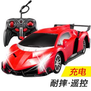 超大遥控汽车四驱跑车可充电动高速漂移赛车儿童玩具男孩汽<span class=H>车模</span>型