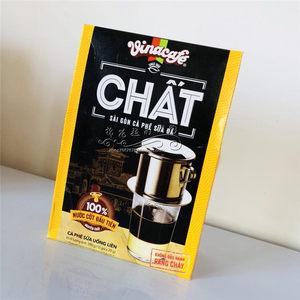 越南代购威拿Vinacafe CHAT SAIGON<span class=H>西贡</span>灰<span class=H>咖啡</span>3in1速溶<span class=H>咖啡</span>三合一