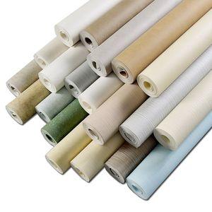 现代简约卧室纯色家装高档竖条纹无纺布<span class=H>环保</span>房间<span class=H>壁纸</span>素色墙纸客厅