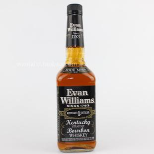 Evan williams  bourbon whiskey 美国爱威廉斯波本威士忌 43%vol