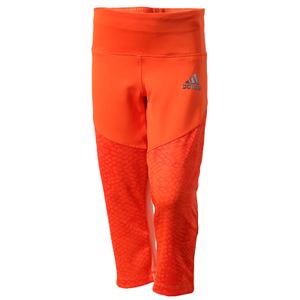 阿迪达斯<span class=H>短裤</span>童装2019春季新款女大童运动<span class=H>裤</span>七分<span class=H>裤</span>中长<span class=H>裤</span>BK2925